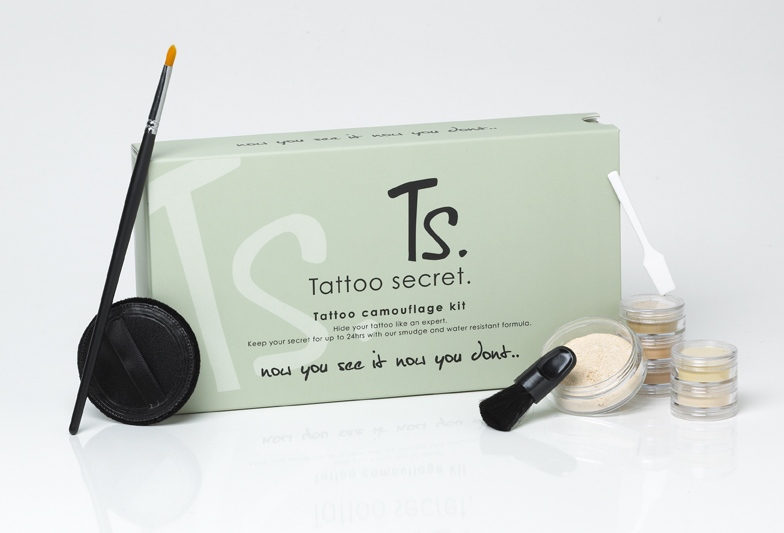Tattoo Secret: Tattoo Cover Up Makeup Kits