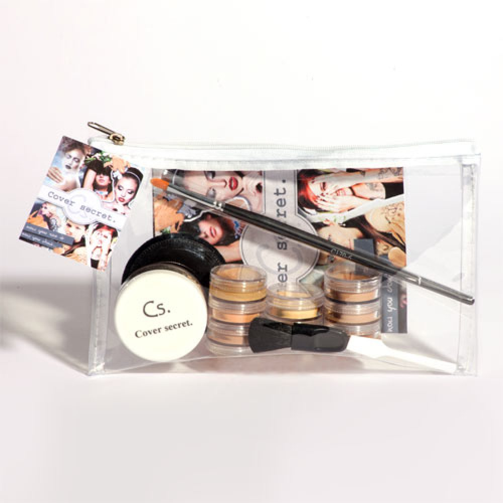 Tattoo Secret Concealer Bag Kit