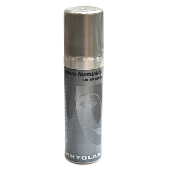 kryolan micro spray on tattoo concealer foundation