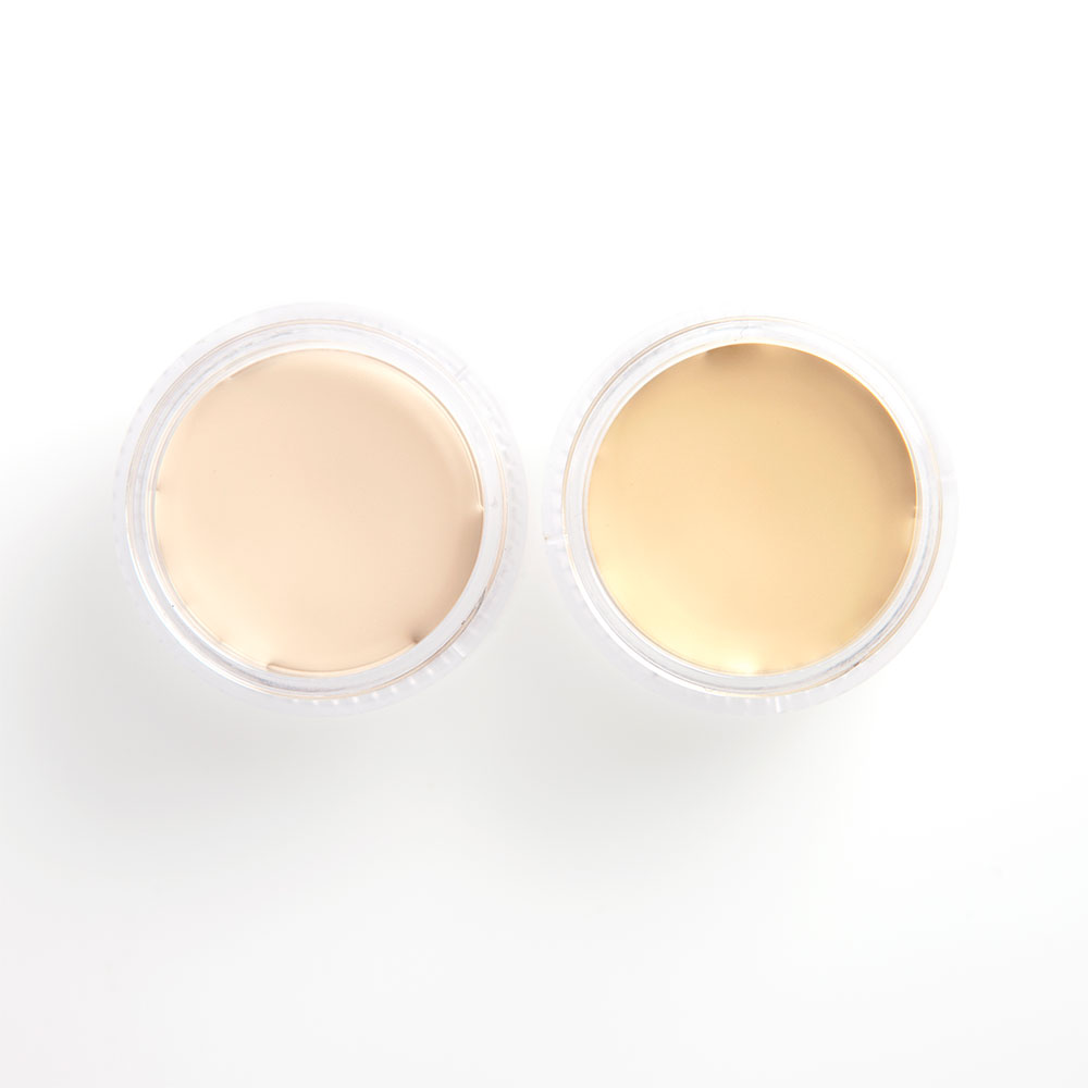 Set of Two Neutralising Base Concealers